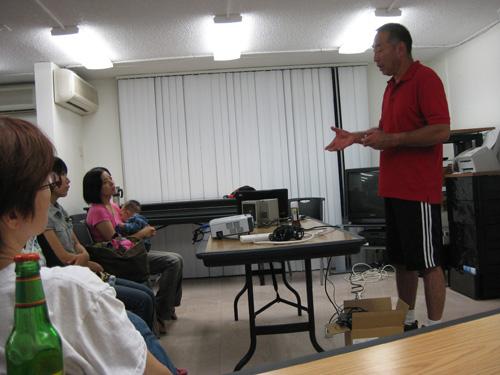 第7回GPC環境勉強会:『多田克彦さんを囲む夕べ』